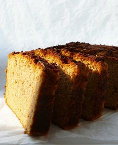 Straight Into Bed Cakefree and Dried: A Residue That's Good for You! - Carrot Pulp Bread (SCD and low fructose diet))