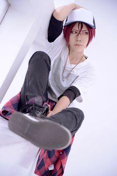 JUN(潤) Rin Matsuoka Cosplay Photo - WorldCosplay