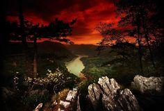 Tara Mountain, Serbia.