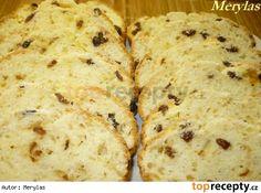 Vánoční tvarohová štola Russian Recipes, Christmas Cookies, Mashed Potatoes, Banana Bread, Sweet Tooth, Muffin, Dairy, Cheese, Baking