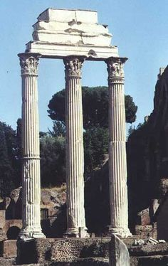 the influence of etruscans on the roman architecture Roman architecture is still quite impressive today, as is the statuary and  as  later roman historians maintained, but the impact of etruscan culture on rome is .