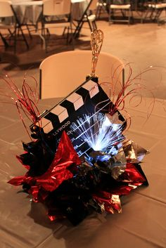 hollywood centerpieces | photo