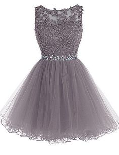 Short Dress Charming Homecoming Dress,Tulle Homecoming Dress,Appliques Graduation Dress,Short Prom Dress Hd018