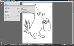 using pdf files