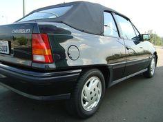 Kadett GSi 1992 6.800km
