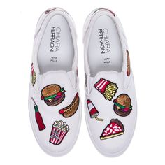 FAST FOOD - Collections - Chiara Ferragni Collection