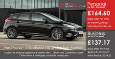 Car Lease Special Offers are leasing & contract hire experts helping personal and business users find the cheapest and best leasing deals and offers in the UK. Ford Focus Hatchback, Lease Specials, Ford Focus 1, Terms And Conditions, December, Car, Automobile, Cars, Autos