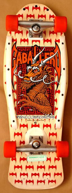 88 Powell and Peralta Steve Caballero Dragon & Bats