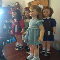 Vintage Patti Playpal Marla's dolls