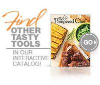 interact catalog, pamper chef, catalog parti, food blog, pampered chef recipes, yummi food