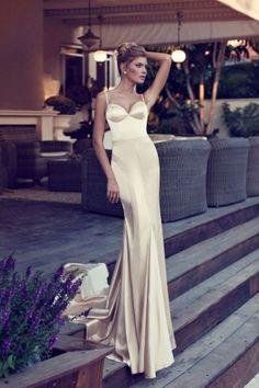 Свадебные и вечерние платья Nurit Hen 2014