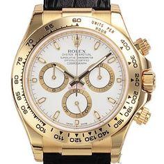 ロレックスコピー デイトナ116518自動巻きホワイト新品 ブランドコピー スーパーコピー 腕時計コピー