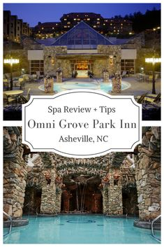 A Recap Of Our Recent Weekend Getaway At The Omni Grove Park Inn in Beautiful Asheville, North Carolina. Plus a Few Tips For Making The Most of Your Trip. Asheville Spa, Grove Park Inn Asheville, Spa Weekend, Weekend Getaways, Weekend Trips, Vacation Trips, Vacation Spots, Vacations, Oh The Places You'll Go