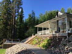 Viria, Yard Ideas, Finland, House Ideas, Backyard, Cottage, Outdoor Decor, Garden, Summer