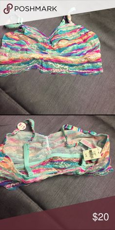 Victoria's Secret Lingerie Victoria's Secret Pink bra. New with tags. 😊 feel free to make me an offer. PINK Victoria's Secret Intimates & Sleepwear Bras