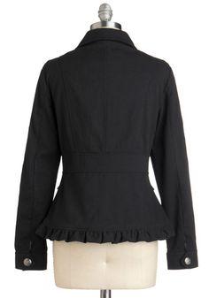 Victorian Literature Jacket, #ModCloth