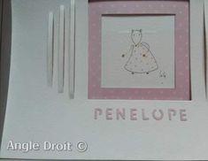 Encadrement de l' Atelier ANGLE DROIT- - Cadeau de naissance- Laly-4-Cutter Academy 3- Angles, Picture Frame, Atelier