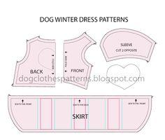 DOG DRESS - Buscar con Google