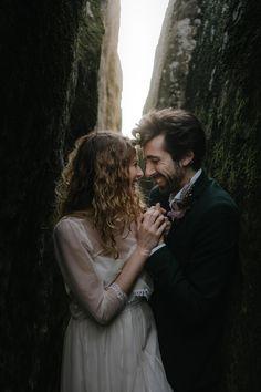 Sposarsi ad IMBOLC - Un'ispirazione invernale tra luoghi celtici e Dee del passato per un matrimonio nella natura www.federicacosentino.it