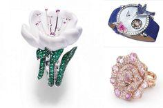 Flower Jewelry Piagetring Buocheronwatch Giovanni FerrarisRingpink