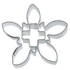 Edelweiss koek vorm