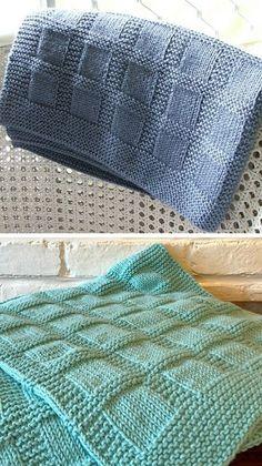 Sunny Baby Blanket Free Knitting Pattern - Easy Free I point; Blanket Yarn, Knitted Baby Blankets, Chevron Blanket, Diy Blankets, Chunky Blanket, Knitted Shawls, Free Knitting, Baby Knitting, Easy Blanket Knitting Patterns
