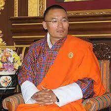 Tshering Tobgay,  the Prime minister of Bhutan