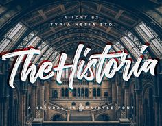 """Check out new work on my @Behance portfolio: """"The Historia"""" http://be.net/gallery/50468921/The-Historia"""
