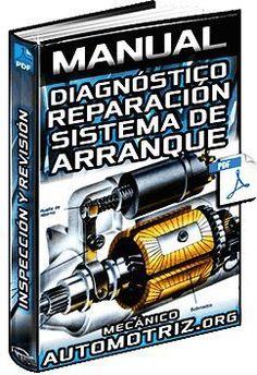 Manual de Diagnóstico y Reparación del Sistema de Arranque – Componentes