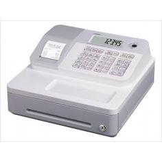 Caja Registradora Casio SE-G1 SB color Blanco - cajasregistradoras.com