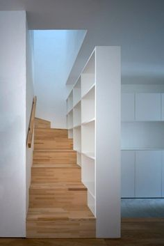 House in Hamadera is a minimalist house located in Osaka, Japan, designed by Horibe Associates Architect's Office. T