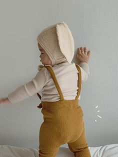 Herbst Winter Baby Jungen Und Mädchen Kleidung Set Rippen Pullover Bottom Shirts Und Hosen Anzug kinder Kleidung 2 Stück set _ - AliExpress Mobile Professionelles Logo, Pullover, Hats, Fashion, Winter Hats, Trousers, Moda, Hat, Fashion Styles
