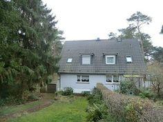 Doppelhaushälfte in Hamburg Hausbruch auf großen Naturgrundstück mit Wald zum Verkauf über Bockelmann Immobilienmakler Hamburg
