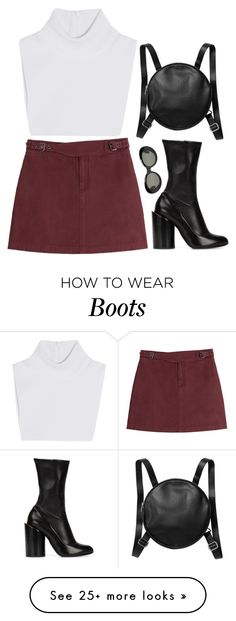 """""""Untitled #6478"""" by heynathalie on Polyvore featuring Marc by Marc Jacobs, Michael Kors, Givenchy, Monki and Acne Studios"""