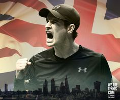Andy Murray Andy Murray, Tennis Players, Champion, Athletes, Passion, Fan, Friends, Tips, Art