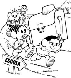 Doodles Kawaii, School Book Covers, Drawing For Kids, Epson, Free Ebooks, Coloring Pages, Snoopy, Printables, Animation
