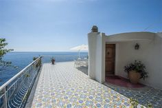 "Villa ""Pieds dans l-eau"" on the Amalfi Coast  Conca Dei Marini, Salerno, Italy – Luxury Home For Sale"