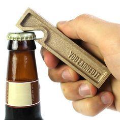 Owen & Fred Bottle Opener | You Earned It