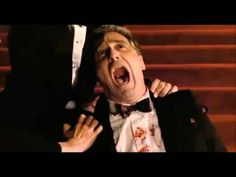 The Godfather III ending scene- the silent, then released scream by Al Pacino is his best EVER on screen moment.