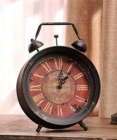 Gentil Hotel Dupuis Paris Chic Shabby Vintage Yellow Filigris Metal Mantle/ Table  Clock | Clocks/Watches By Loraine Webster | Pinterest | Paris Chic, ...