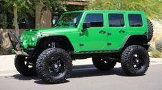 2009  Wrangler Unlimited Rubicon 4X4 Full Custom Sema Show Jeep in ,