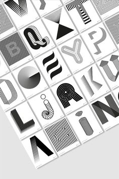 Animated Alphabet This exploratory alphabet is by Parisian...