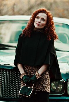 Freddie Lounds looking fabulous