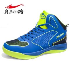 44.16$  Watch now - http://alipb4.shopchina.info/go.php?t=32756439855 - BEITA Brand 2016 New Products Men 's Basketball Shoe  Shock Absorption Basket Homme Breathable High To Help Basketball Shoes Men  #buyonline