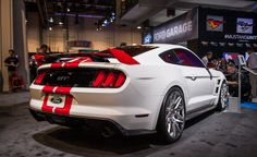 The Ford Mustangs of SEMA—New, Old, And Everything in Between – News – Car and Driver