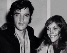 Elvis and Karen Carpenter.