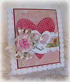 versatile card suitable for anniversary, wedding, valentine, etc.