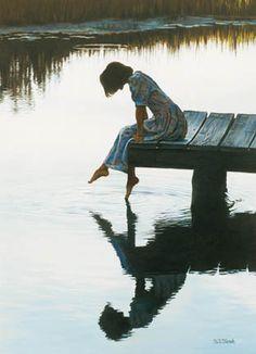 Tom Sierak, American Realism In Pastels, Original Paintings, Limited Edition Prints & Open Edition Prints