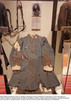 Museum of the Confederacy, Appomattox, one of many Civil War treasures on display http://www.amazon.com/Journal-Cavalry-Bugler-Georgiann-Baldino/dp/0985912332