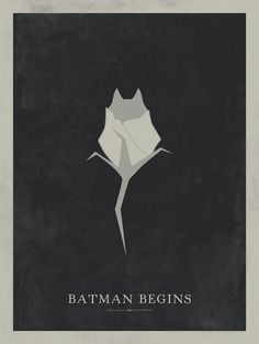 Nolan trilogy posters by Christopher Conner